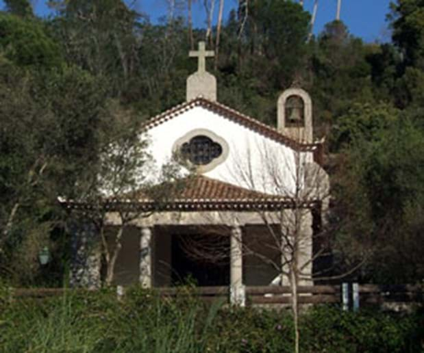 Chapel in Caldas de Monchique