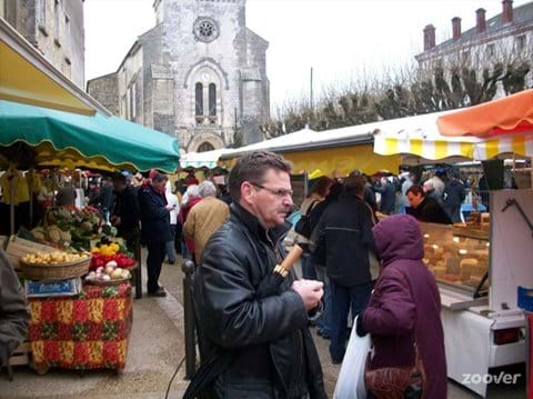 The market at Thiviers is a great day out