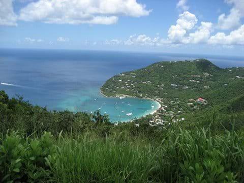 Ridge Road View