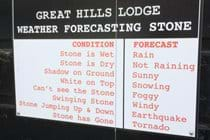 State of the Art weather forecasting system to plan your days out!