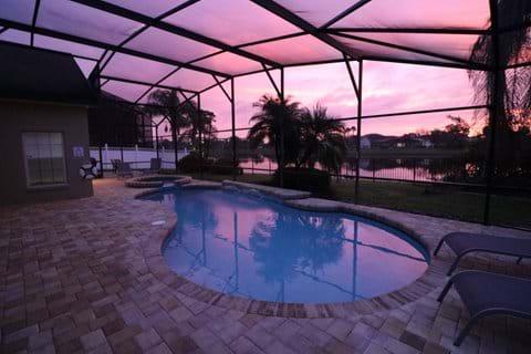 Beautiful Florida natural sky
