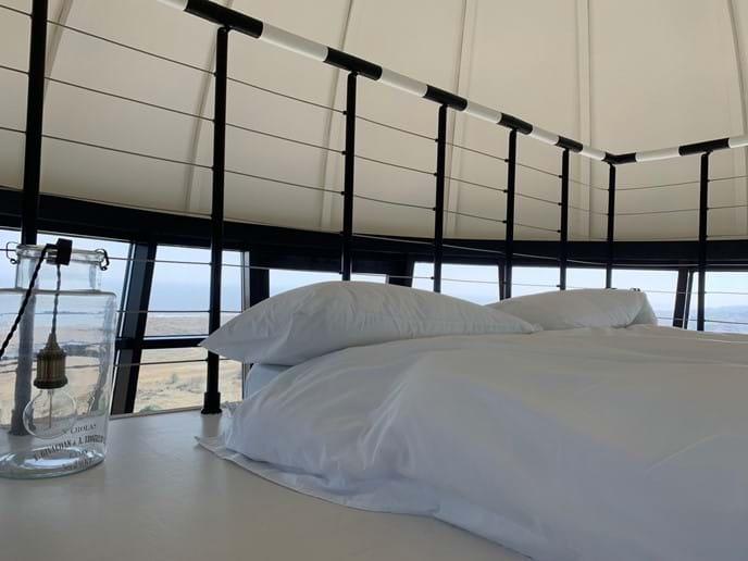 Lantern Bed Platform
