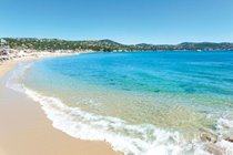Sainte Maxime - about 1hr 15 mins from the house