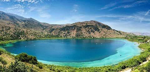 Lake Kournas, near Georgioupolis