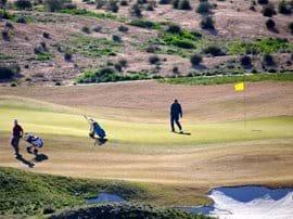 Winter Golf at Alhama Signature Course