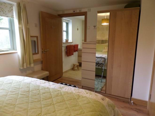 Ground Floor Bedroom 3 with En-Suite Wet Room