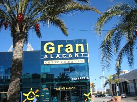 Gran Alacant Centrol Comercial