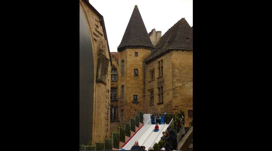 Christmas in Sarlat