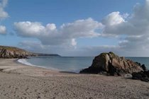 Cadgwith Cottages - Kennack Sands, The Lizard