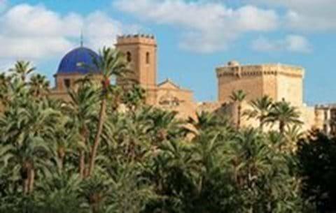 Elche Torre Del Santa Maria