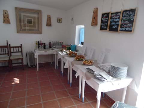 Hot & Cold Buffet for a Private Function at Restaurante Los Lucas.