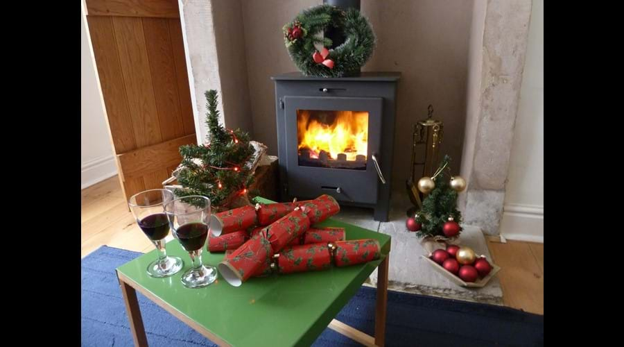 Christmas in Winster