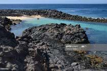 One of the 5 beaches in Costa Teguise