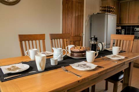 Well equipped Kitchen - self catering in Rutland