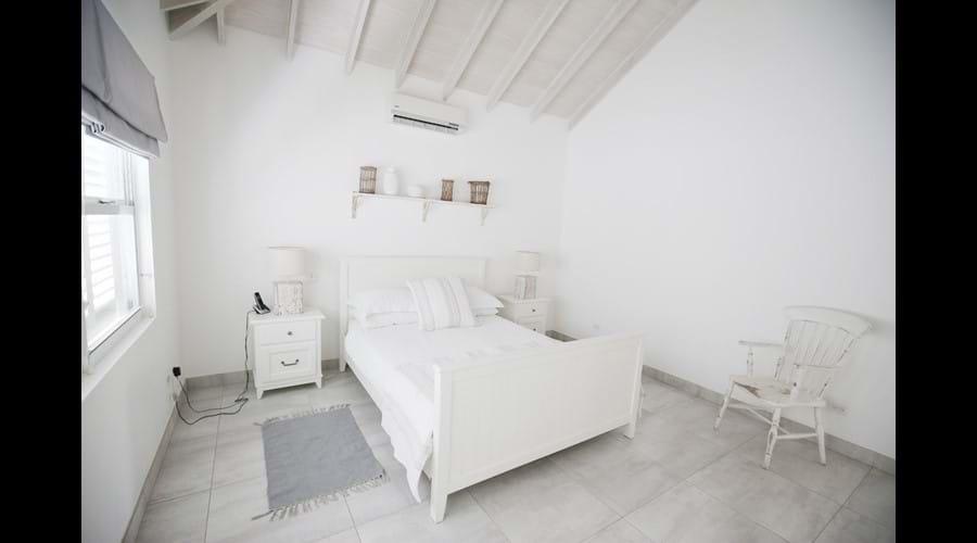 Driftwood Villa, Mullins, Barbados - Bedroom 1