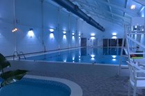 Free access to the leisure centre including swimming pool and gym.