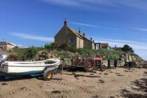 Boulmer-a working fishing village