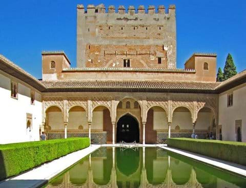 The Alhambra Palace and Granada, an easy day trip.