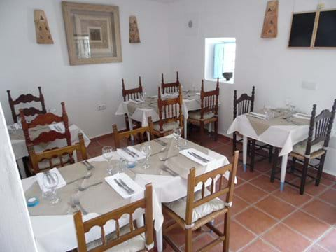 One of our Dining Areas viewed at Lunchtime.