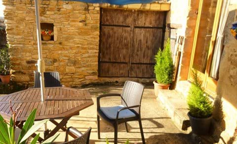 self catering home from home near Sarlat in the Dordogne