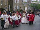 THE MAY QUEEN PROCESSION IN 2013