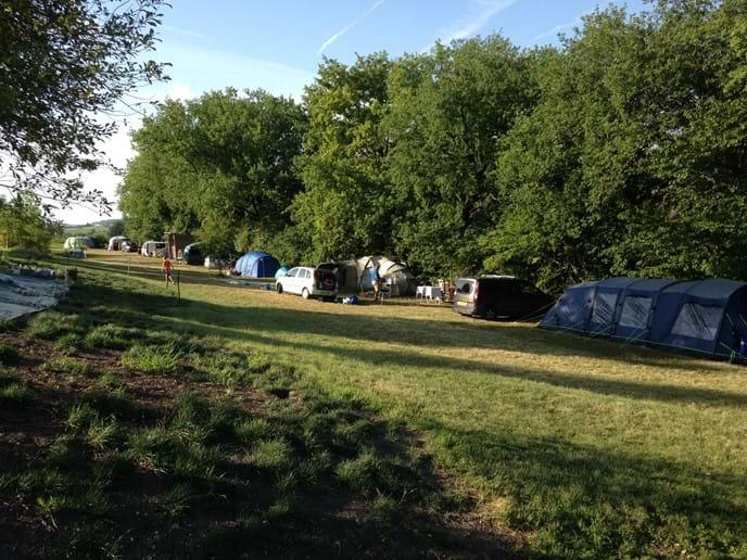 Campsite 4 August 2017 0900