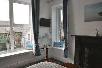 Bedroom 1 double aspect windows
