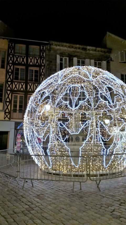 Xmas in Limoges