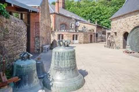 The Bell Foundry, Villedieu-les-Poêles