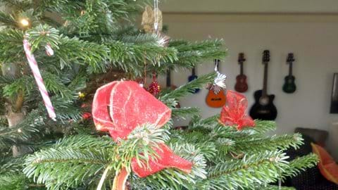 Have a sing-song at Christmas