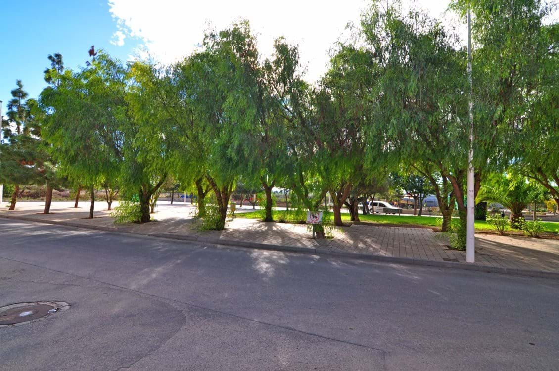 One of the well maintained amenity areas immediately adjacent to the apartment