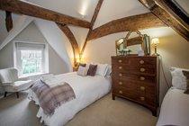 Bedroom 2 - Double and single divan beds