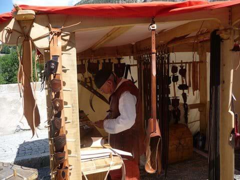 Medieval Crafts in Briancon