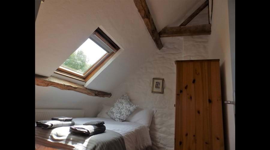 Farmhouse - 2nd floor double bedroom