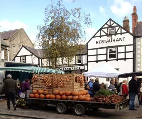 Conwy Market