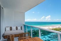 """Admire the fantastic South Beach View! """