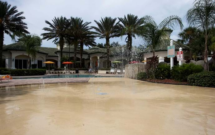 Splash Pad at Legacy Dunes
