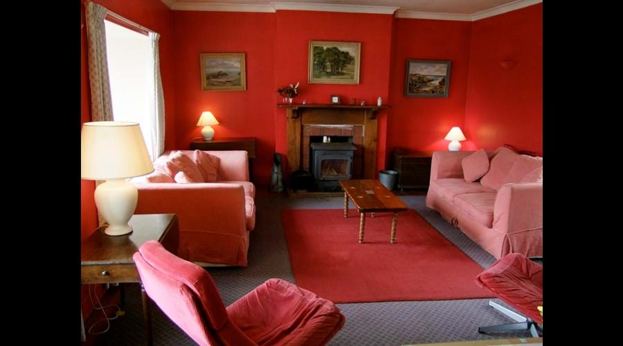 Sitting room (looking towards the stove)