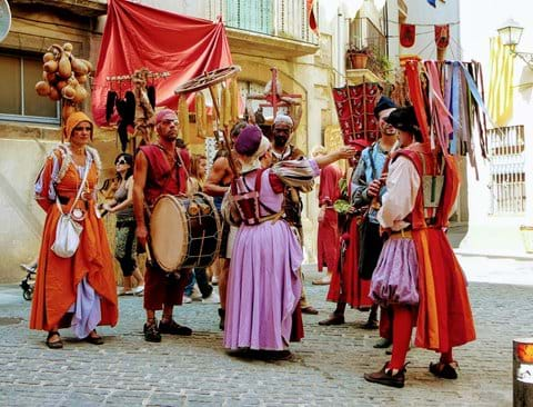 Medieval Festival, Castello d'Empuries, tbc 8th September.