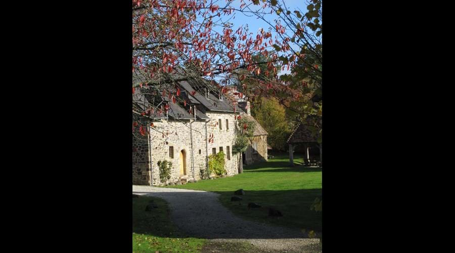 The Farmhouse at Boudet, Barenton, Normandy, France