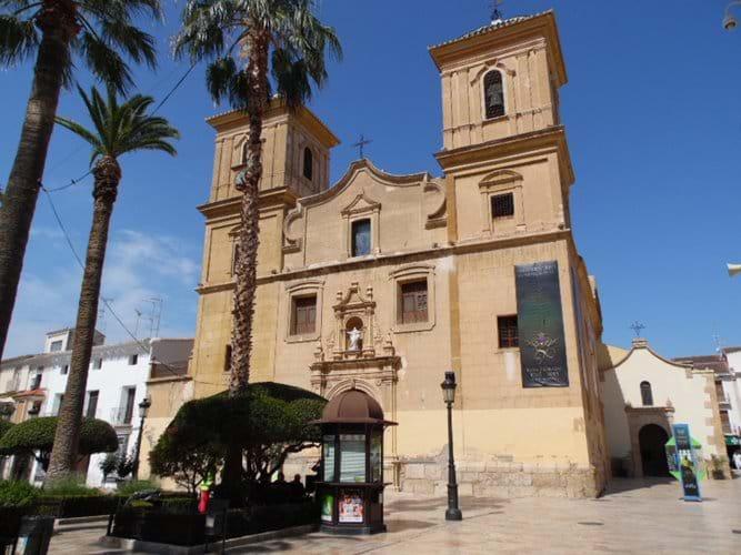 Local Area Cortijo Los Lucas