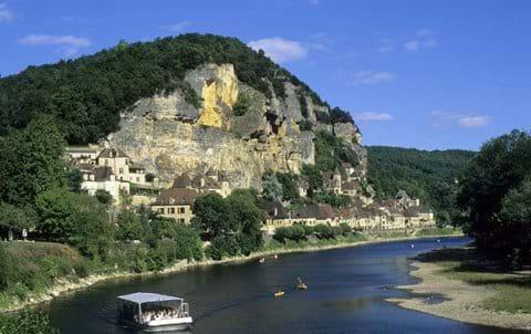 Dordogne river tour