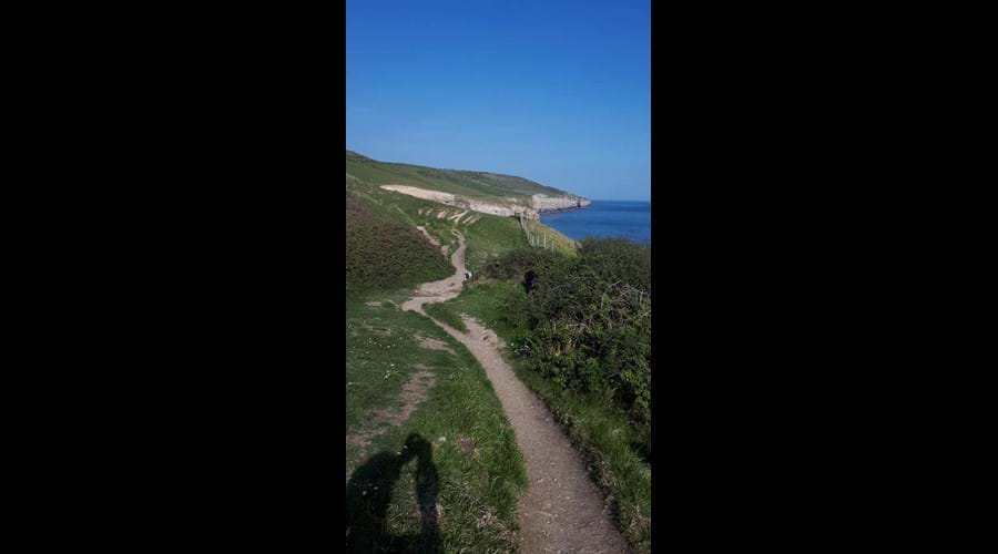Walk along the Purbecks