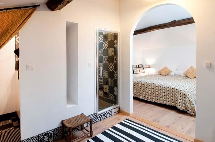 Bedroom, Loubès Bernac, Aquitaine