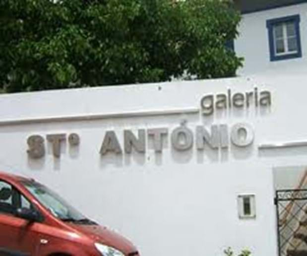 St. Antonio Gallery in Monchique