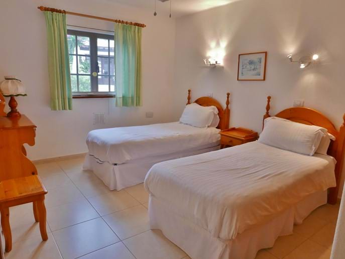 Double Bedroom - Villa 87