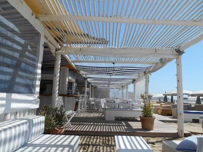 Marseillan Plage beach club