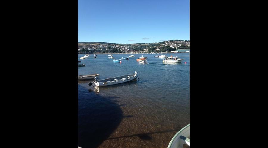 The View from Shaldon