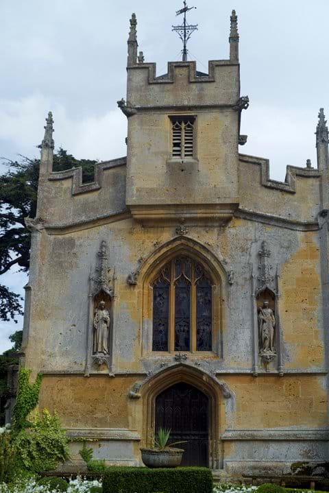 Sudeley Castle chapel