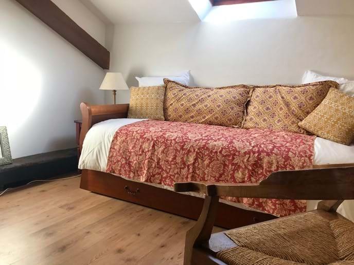 Trundle bed Maison La Busaneth Lot-et-Garonne